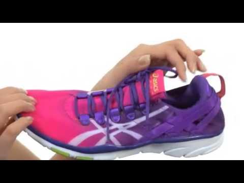 women's asics gel-fit sana training shoes