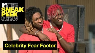 Lil Yachty Freaks Out About Something Unexpected 😱 | The Sneak Peek Show | MTV