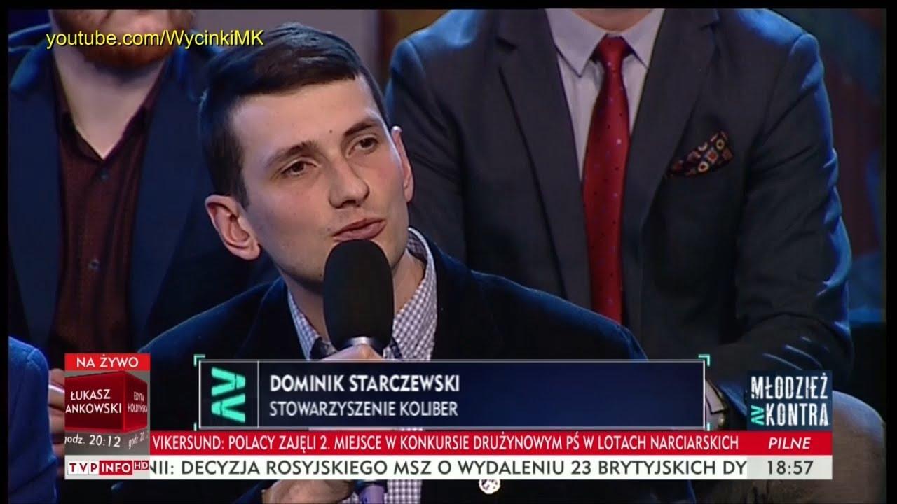 Młodzież kontra 633: Dominik Starczewski (Stow. Koliber) vs Eugeniusz Kłopotek (PSL) 17.03.2018
