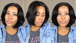 I'm Feeling It 💁🏽| Outre Swiss X Lace Front Wig