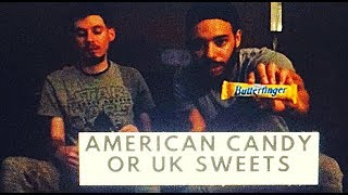 FOOD REVIEWS UNITED STATES CANDY