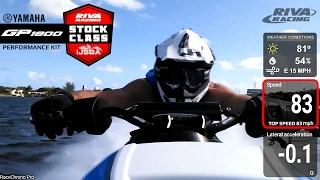 RIVA Yamaha GP1800 IJSBA Stock Class Kit Testing