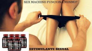 ESTIMULANTE SEXUAL SEX MACHINE É BOM? SEX MACHINE ESTIMULANTE…