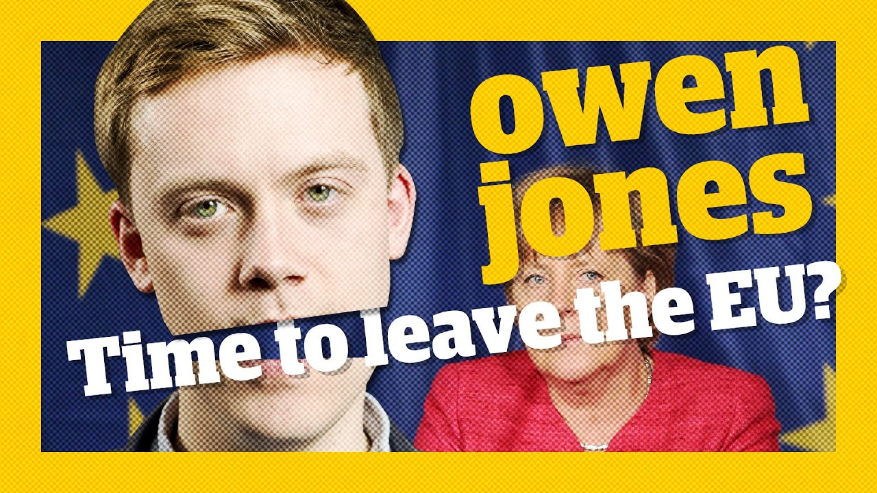 Smoke Got In My Eyes At Madisons Owen >> The Left Must Now Campaign To Leave The Eu Owen Jones Opinion