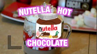 Chocolate caliente De Nutella  EN 2 MIN. / Nutella Hot Chocolate Thumbnail