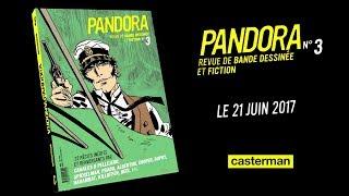 bande annonce de l'album Pandora N°3