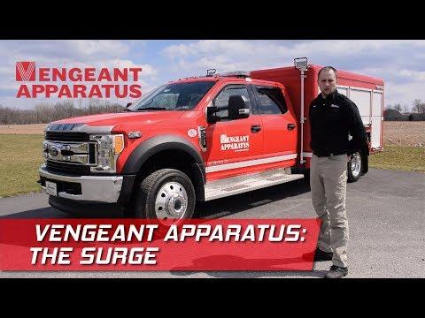 Vengeant Apparatus: The Surge | 911RR