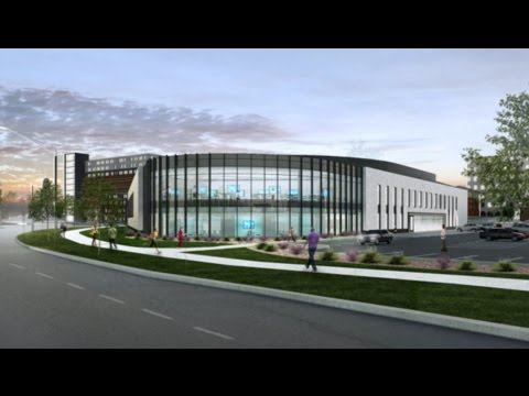 Construction Starts on Health Center, Nursing Building