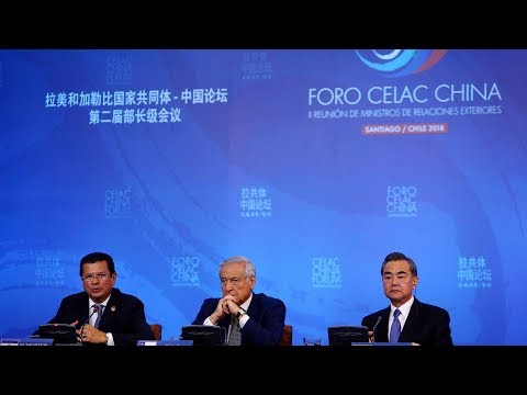 Latin American and Caribbean states invited to join Belt and Road initiative