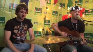 "Ryan Sheridan ""Little Lion Man"" Oxegen 2010"