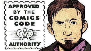 """Comics Code Authority"" - prelekcja, Pyrkon 2016"