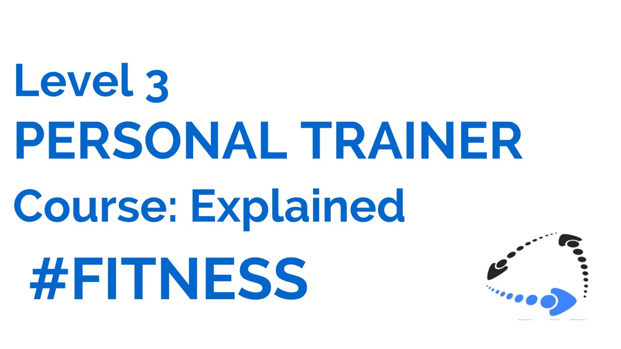 Level 3 Personal Training Course Milton Keynes Youtube