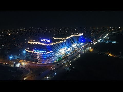 GIGA Mall Islamabad | World Trade Center Islamabad | Hyperstar | Fun City | U R F Videos