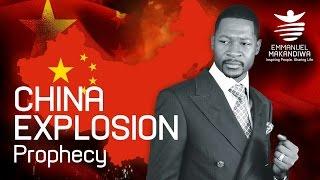 Prophet Makandiwa - China Explosion Prophecy