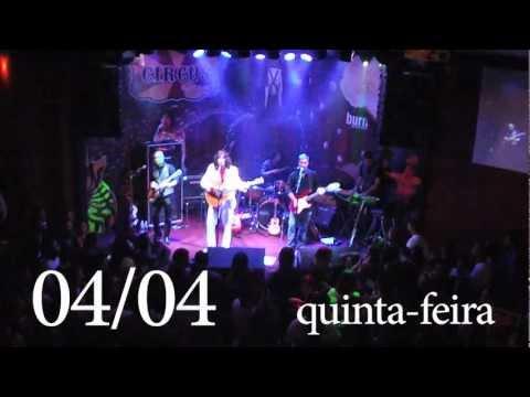 HARE GEORGESONS - show dia 04/04 - Divina Comédia Pub