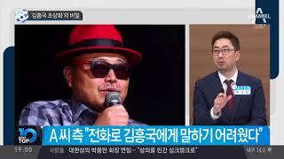 '김흥국 초상화'의 비밀