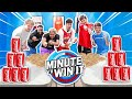 2HYPE Minute to Win It CHALLENGE!