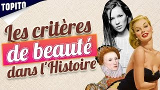 Top 5 of Female beauty criterias in History