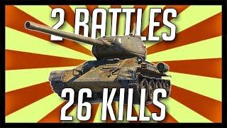 ► 26 Kill Mayhem! - World of Tanks Gameplay