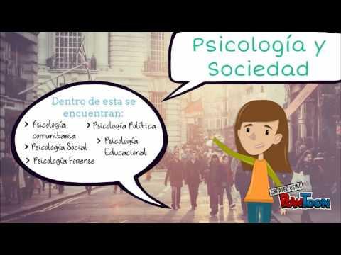 ¿QUÉ ES LA PSICOLOGÍA? (ÁREAS, OBJETO DE ESTUDIO, DESARROLLO LABORAL).
