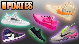 Off White X Nike HALLOWEEN BLAZER Release Date | Yeezy 350 STATIC Release Info | Sneaker Updates 5