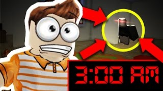 Do NOT Play Roblox At 3:00 AM!! (GUEST 303)