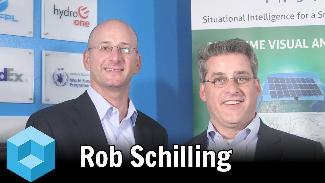 Rob Schilling - Space-Time Insight -  theCUBE