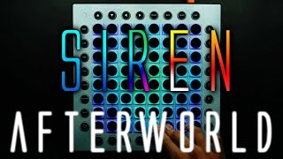 siren afterworld   launchpad pro cover