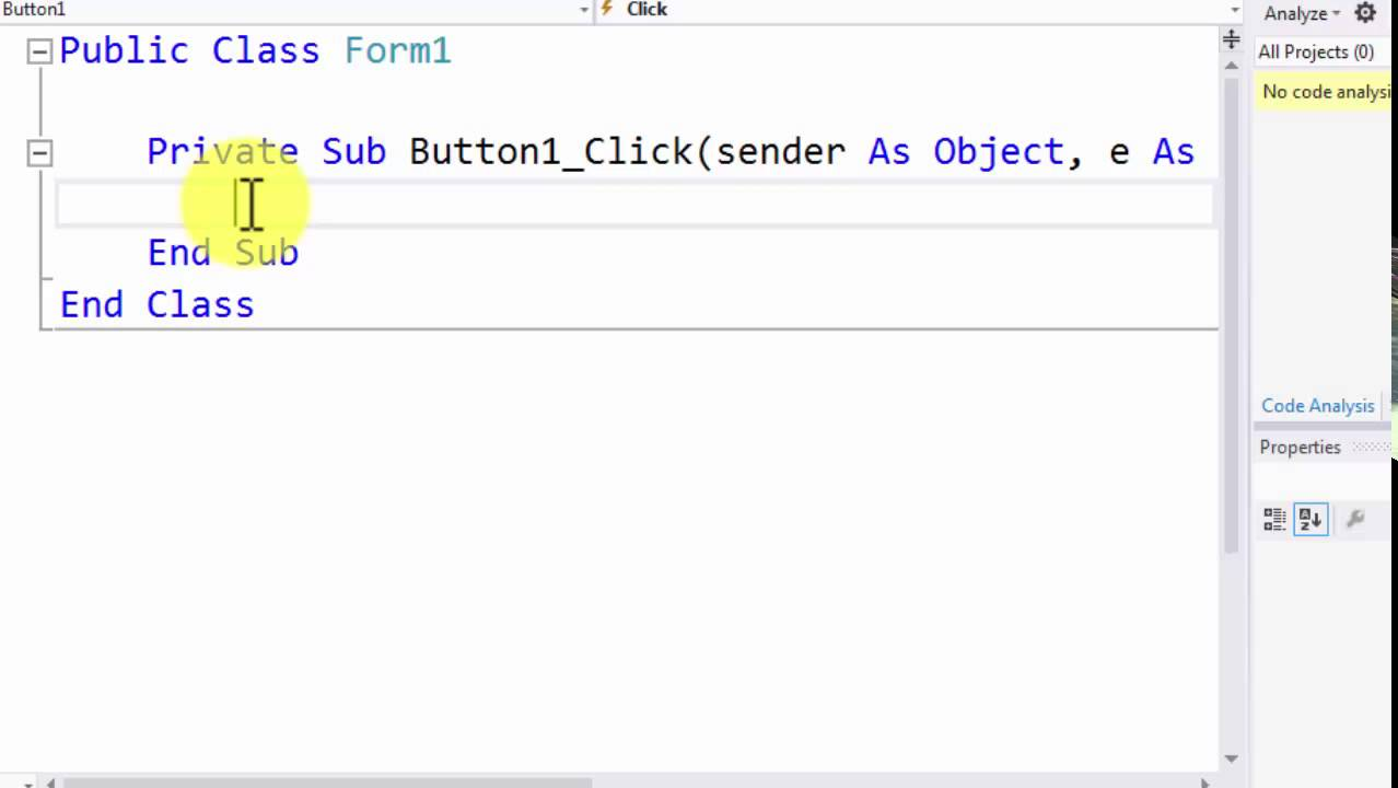 Write a basic syntax of c code generator.