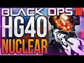 "Black Ops 3: ""HG-40 NUCLEAR"" - NEW DLC WEAPON NUCLEAR 