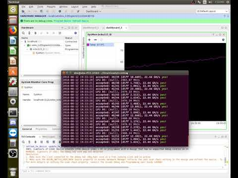 DIY FPGA Miner | Alpha Release Of Keccak FPGA Miner