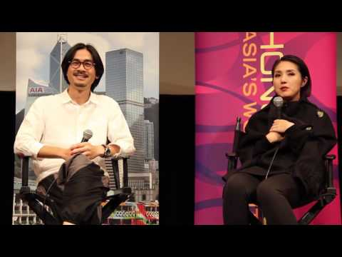 'She Remembers, He Forgets' Q&A | Miriam Yeung & Adam Wong | New York Asian Film Festival