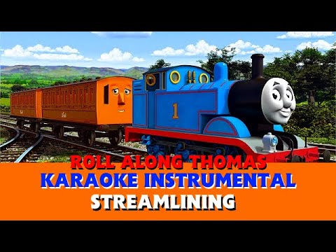 Roll Along - 'Streamlining' Instrumental - 'Thomas & Friends: The Great Race - The Movie'