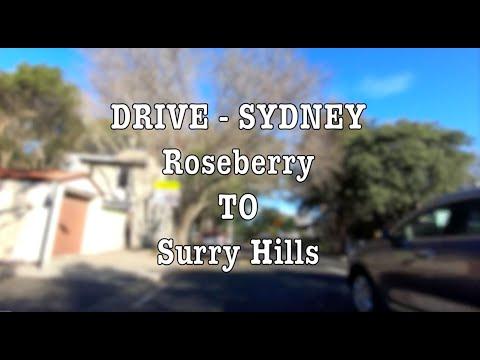 drive- -sydney- -november-2019- -roseberry-to-surry-hills