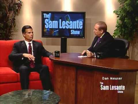The Sam Lesante Show - Dan Meuser, PA Secretary of Revenue
