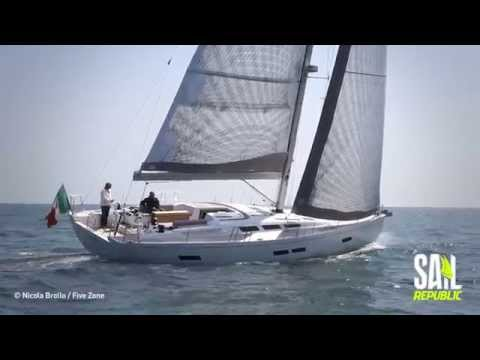 Italia Yachts 15 98 test Sail Republic