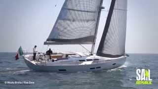 Italia Yachts 15 98 test Sail Republic