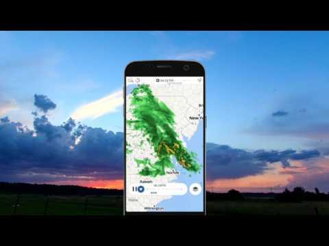 Storm RadarHurricane TrackerSevere Weather Alert Android Apps - Us severe weather alert and tornado warning map