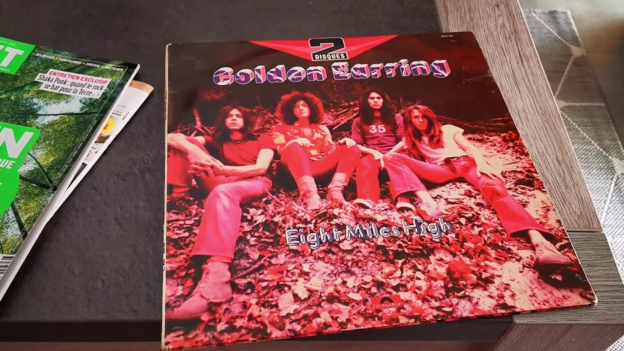 Golden Earring 🇳🇱 -  Eight Miles High (1969) - Vinyl LP reissue 🇨🇵 1975