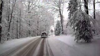 Snowforest Tecklenburg Nord Rhein Westfalen