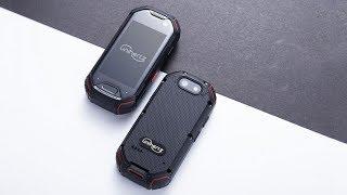 Unihertz Atom, el móvil pequeño de 2,45 pulgadas, 4G y Android 8 1