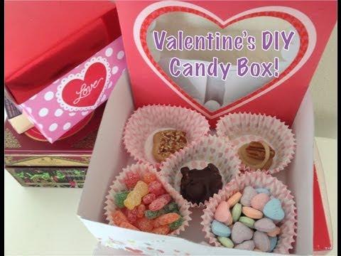 Charming Diy Valentine Candy Gifts Ideas - Valentine Ideas ...