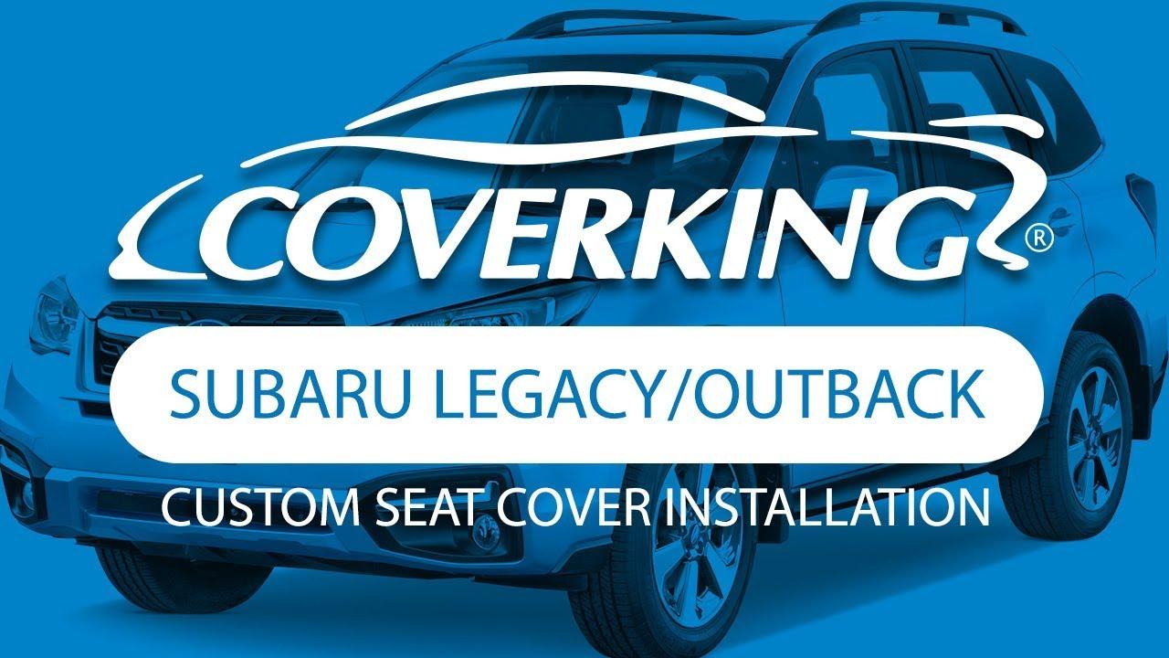 Coverking Seatcovers Subaru