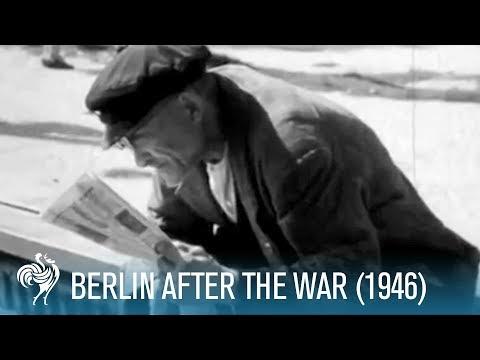 Berlin After World War II (1946) | British Pathé