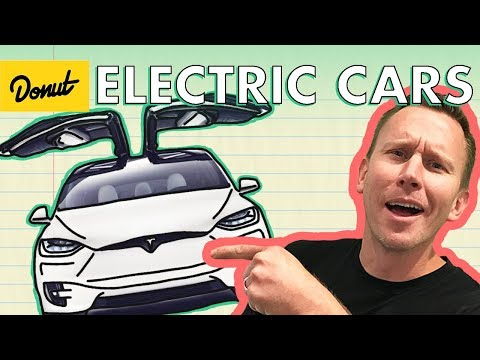 ELECTRIC CARS   How They Work