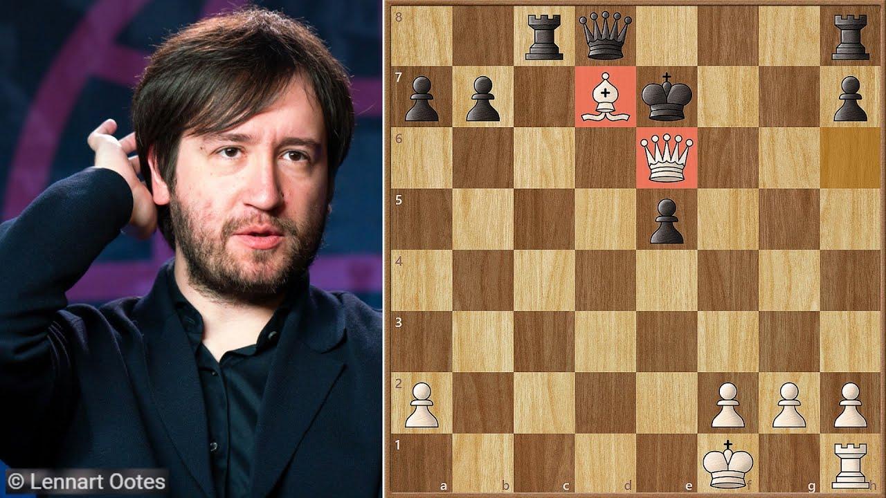 Download Looks Scarier Than it Is :) || Rajabov vs Aronian || Paris Rapid & Blitz (2021)
