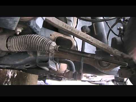 2011 Dodge Avenger Engine Diagram Inner And Outer Tie Rods Replace Repair Save 500 00