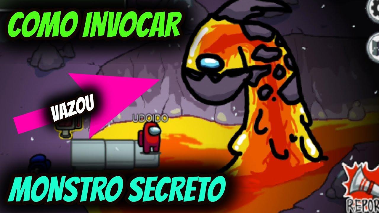 Download VAZOU COMO INVOCAR MONSTRO SECRETO DA LAVA