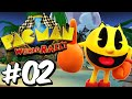Pac-Man World Rally - Part 2 - Grape Cup! (1080p60)
