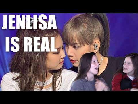 WE ARE CONVINCED JENLISA IS REAL HERE IS WHY 블랙핑크